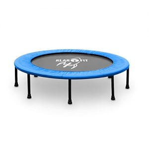 Klarfit-Rocketbaby-Trampoline-compact-avec-surface-de-saut-de-96cm-idal-pour-lapprentissage-du-trampoline-en-intrieur-chambre-salon-design-fuse-supporte-jusqu-100kg-bleu-0