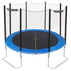 Ultrasport-Trampoline-de-jardin-Jumper-305-cm-avec-filet-de-Scurit-Bleu-0