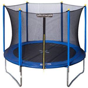 ULTRASPORT-Uni-Jump-Trampoline-de-jardin-avec-filet-de-scurit-Bleu-183-cm-0