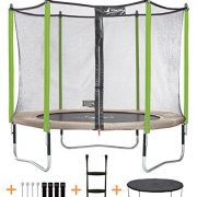 Kangui-Trampoline-de-jardin-305-cm-filet-de-scurit-chelle-bche-de-protection-kit-dancrage-JUMPI-ZEN-300-0