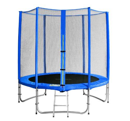 SixBros-Sixjump-185-M-Trampoline-de-jardin-bleu-Filet-de-scurit-chelle-Housse-de-protection-CST185L1573-0