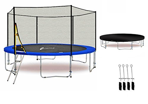 achat ls t370 pa12 b lifestyle proaktiv trampoline de jardin 370. Black Bedroom Furniture Sets. Home Design Ideas