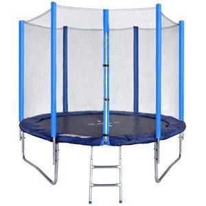 Trampoline enfant conseils et achat - Protection trampoline 244 ...