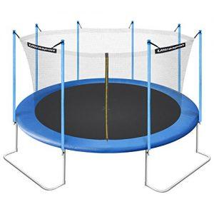Ultrasport-Jumper-trampoline-de-jardin-430-cm-avec-filet-de-scurit-0