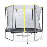 Alices-Garden-Trampoline-rond-de-250-cm-de-diamtre-avec-son-filet-de-scurit-son-chelle-et-sa-bche-de-protection-Springbok-250cm-Normes-trampoline-certifi-par-Intertek-0-0
