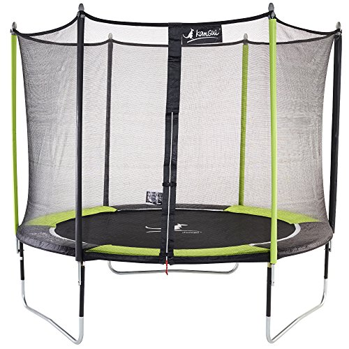 Kangui-Trampoline-de-jardin-305-cm-filet-de-scurit-JUMPI-POP-300-0