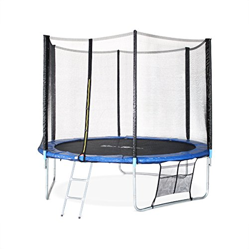 achat alice s garden trampoline rond 305cm avec son filet chelle. Black Bedroom Furniture Sets. Home Design Ideas