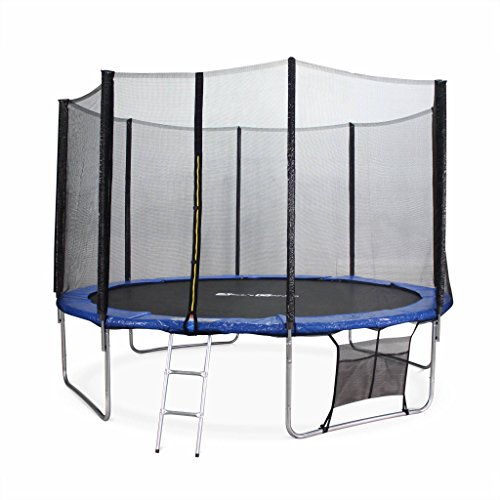 achat alice 39 s garden trampoline rond 370cm avec son. Black Bedroom Furniture Sets. Home Design Ideas