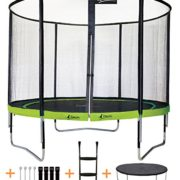 Kangui-Trampoline-de-jardin-305-cm-filet-de-scurit-chelle-bche-de-protection-kit-dancrage-PUNCHI-ALOE-0-0