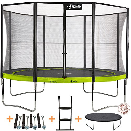 Kangui-Trampoline-de-jardin-365-cm-filet-de-scurit-chelle-bche-de-protection-kit-dancrage-PUNCHI-ALOE-0