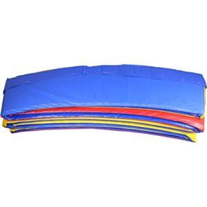 Greenbay-Trampoline-Remplacement-coussin-de-protection-pour-trampoline-10FT-305cm-Trois-Couleurs-0