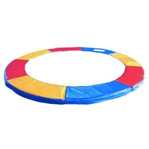 Greenbay-Trampoline-Remplacement-coussin-de-protection-pour-trampoline-12FT-Trois-Couleurs-0