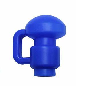 Upper-Bounce-Trampoline-Pele-Botier-PAC-net-Crochet-Lot-de-8-bleu-mixte-Trampoline-Bleu-0