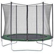 CZON-Sports-trampoline-exterieur-enfant-Filet-De-SecuriteTrampoline-De-Jardin300-cm-Vert-0