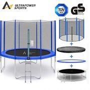 ULTRAPOWER-SPORTS-Trampoline--366cm-8barres-Pluton-avec-Son-Filet-de-Protection-Trampoline-de-Jardin-25m-Qualit-Pro-Normes-EU-Blau-0