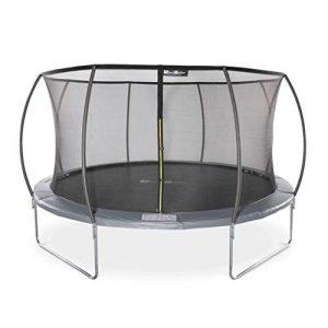 Trampoline-Rond--430cm-Gris-avec-Filet-de-Protection-intrieur-Venus-Inner-Nouveau-modle-Trampoline-de-Jardin-430m-430-cm-Design-Qualit-Pro-Normes-EU-0