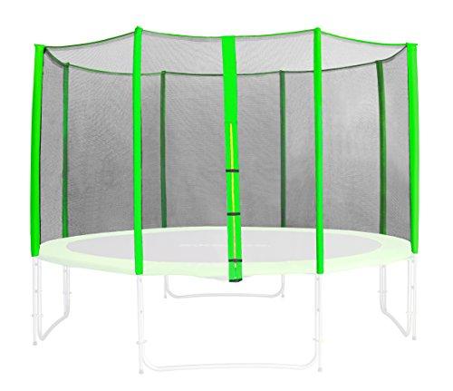 SixBros-Filet-de-scurit-de-Rechange-Vert-pour-Trampoline-de-Jardin-185-M-460-M-Dimensions-diffrentes-SN-ON1952-0