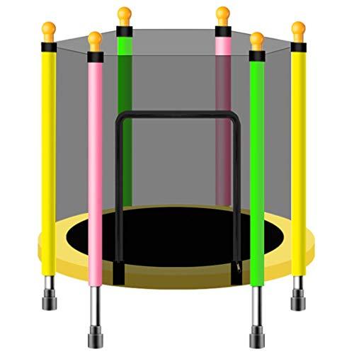 Trampoline-DIntRieur-pour-Enfants-Mini-Trampoline-avec-Bouclier-De-SCurit-Trampoline-De-Jardin-Trampoline-ExtRieur-Peut-Supporter-175-Kg-0