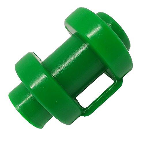 8-x-Embouts-Trampoline-Embouts-pour-cble-de–25-mm-Vert-0